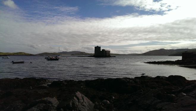 The bay in Castlebay